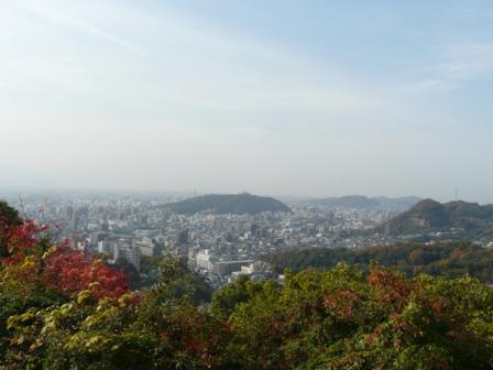 瀬戸風峠からの眺望 1