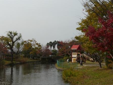 ひょこたん池公園 2