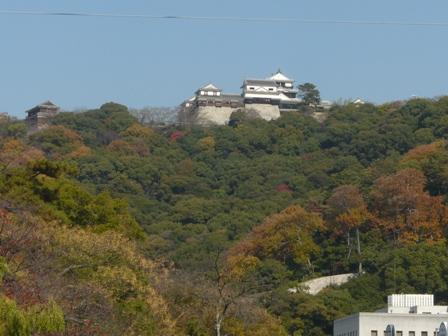 松山城 2