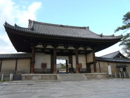 法隆寺 南大門
