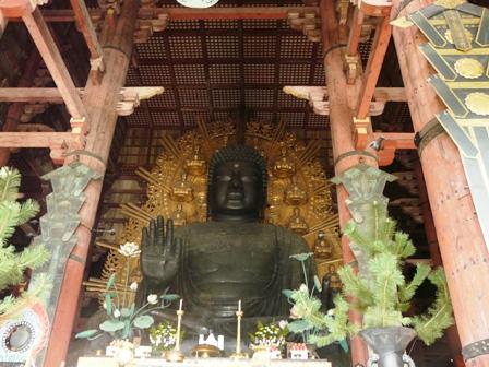 東大寺 盧舎那仏像 1