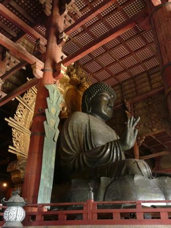東大寺 盧舎那仏像 2