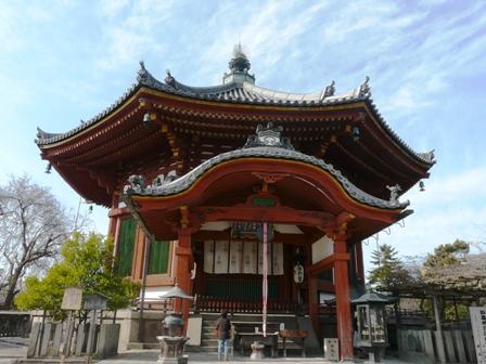 興福寺 南円堂 1