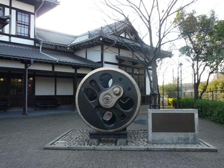 梅小路蒸気機関車館 1