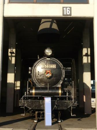 梅小路蒸気機関車館 蒸気機関車たち 2