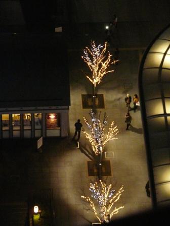 京都タワー 夜景 5
