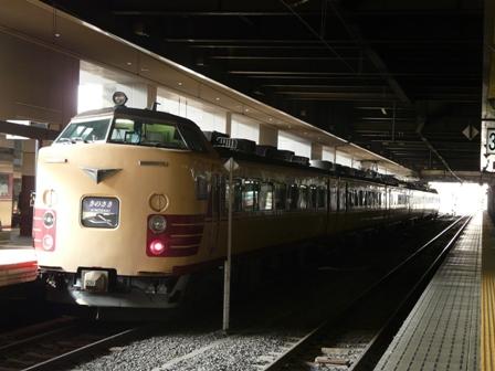 183系特急電車 3