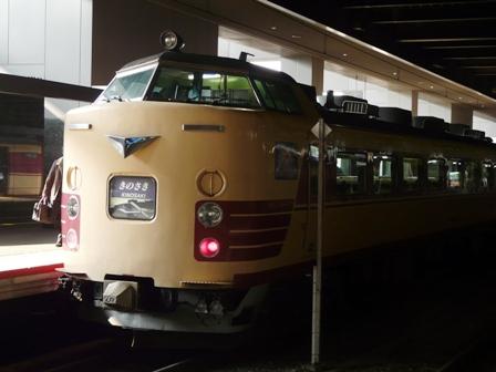 183系特急電車 2