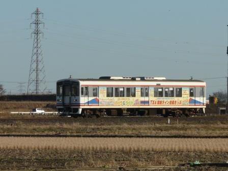 関東鉄道常総線 3
