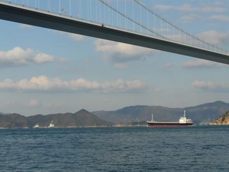 来島海峡大橋 5