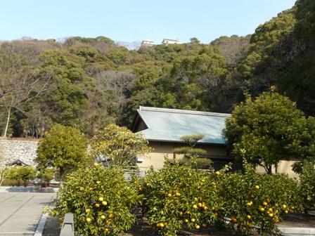 松山城二之丸史跡庭園 3