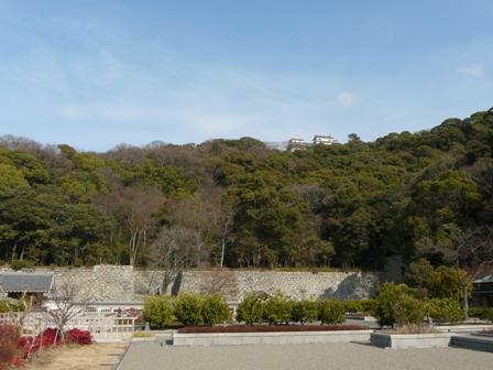 松山城二之丸史跡庭園 2