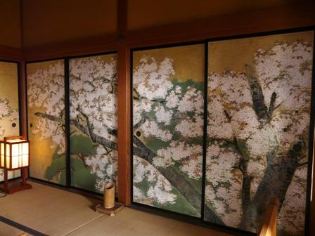 好文亭 5  桜の間