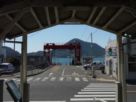 伊予鉄道 高浜駅 1