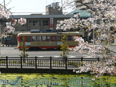 伊予鉄道 モハ50形 2