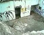 井の頭公園廃墟
