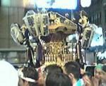 吉祥寺の御神輿