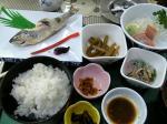 十和田湖川魚定食
