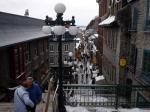 旧ケベック市内の街並み