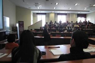 同志社MBA模擬授業