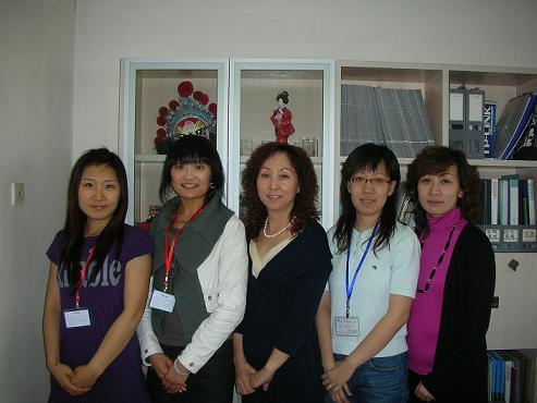 北京事務所メンバー