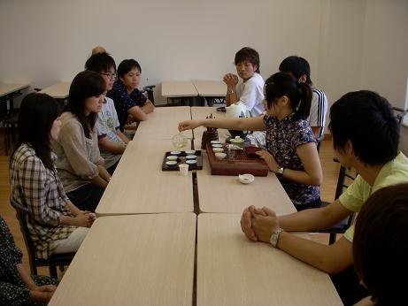 写真4:緑茶