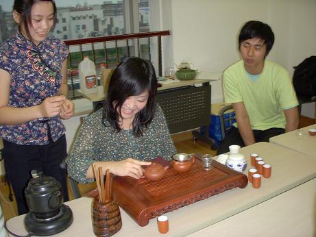 写真10:ミルク烏龍茶(学生)