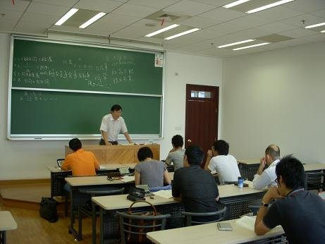 キャリア10期:ビジネス中国語授業