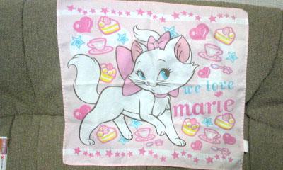 090109_マリーちゃんのハンカチ