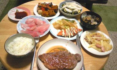 090621_大魔王の母の手作り料理♪