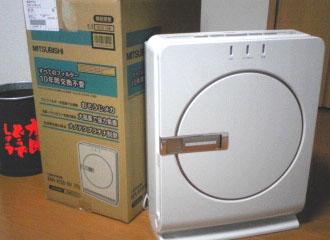 空気清浄機 MITSUBISHI_MA-838-W