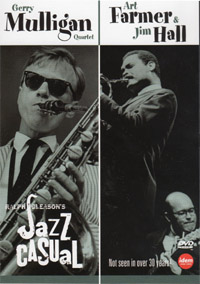 Art FarmerJim Hall Jazz Casual DVD