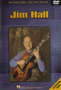 Instractional DVD For Guitar Jim Hall[DVD]
