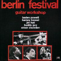 Berlin Festival Guitar Work Shop