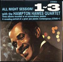 Hampton Hawes : All Night Sessions