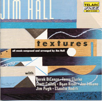 Jim Hall : Textures