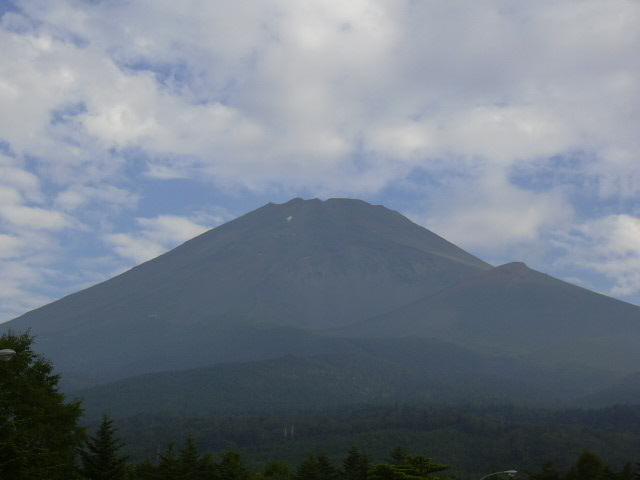 来たどー富士山