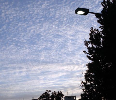 27日雲の様子