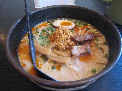 daikokuya特濃ごま坦々麺
