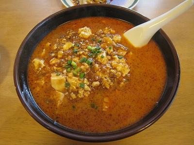 シェシェマーボー坦々麺