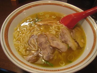 嘉一チャーシュー麺