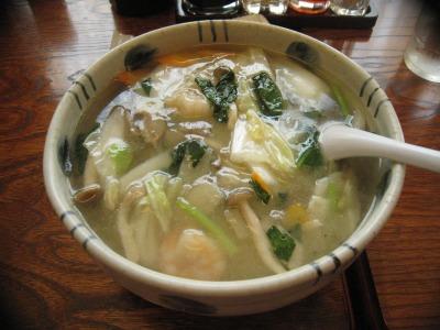金五郎海鮮あんかけ麺