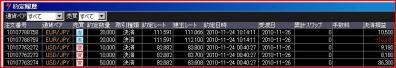 20101123約定履歴