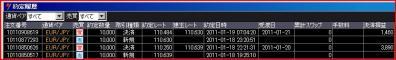 2011118約定履歴