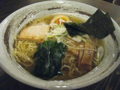 麺屋壱天鶏ダシラーメン