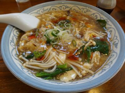 とらの子酸辣湯麺26