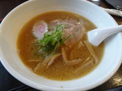 麺屋九十九 鶏白湯醤油麺
