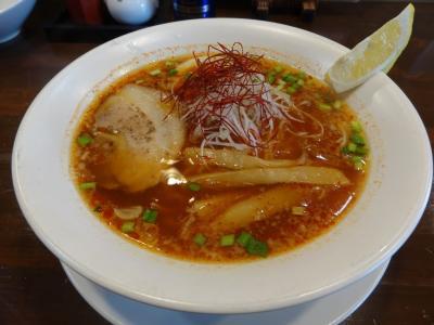 麺王道 勝 醤辛醤油ラーメン