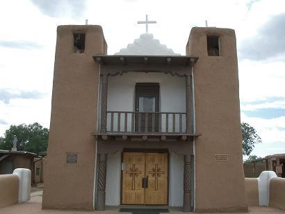 タオス・教会3