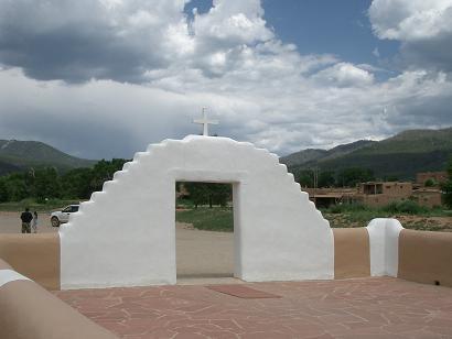 タオス・教会4